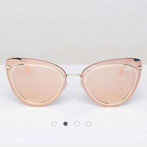 173e0c861a6bf Quay Australia Accessories - NEW Quay Australia Primrose Cat Eye Sunglasses